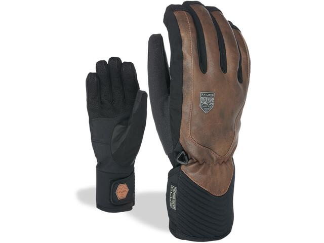 Level Renegade Gloves Men pk brown